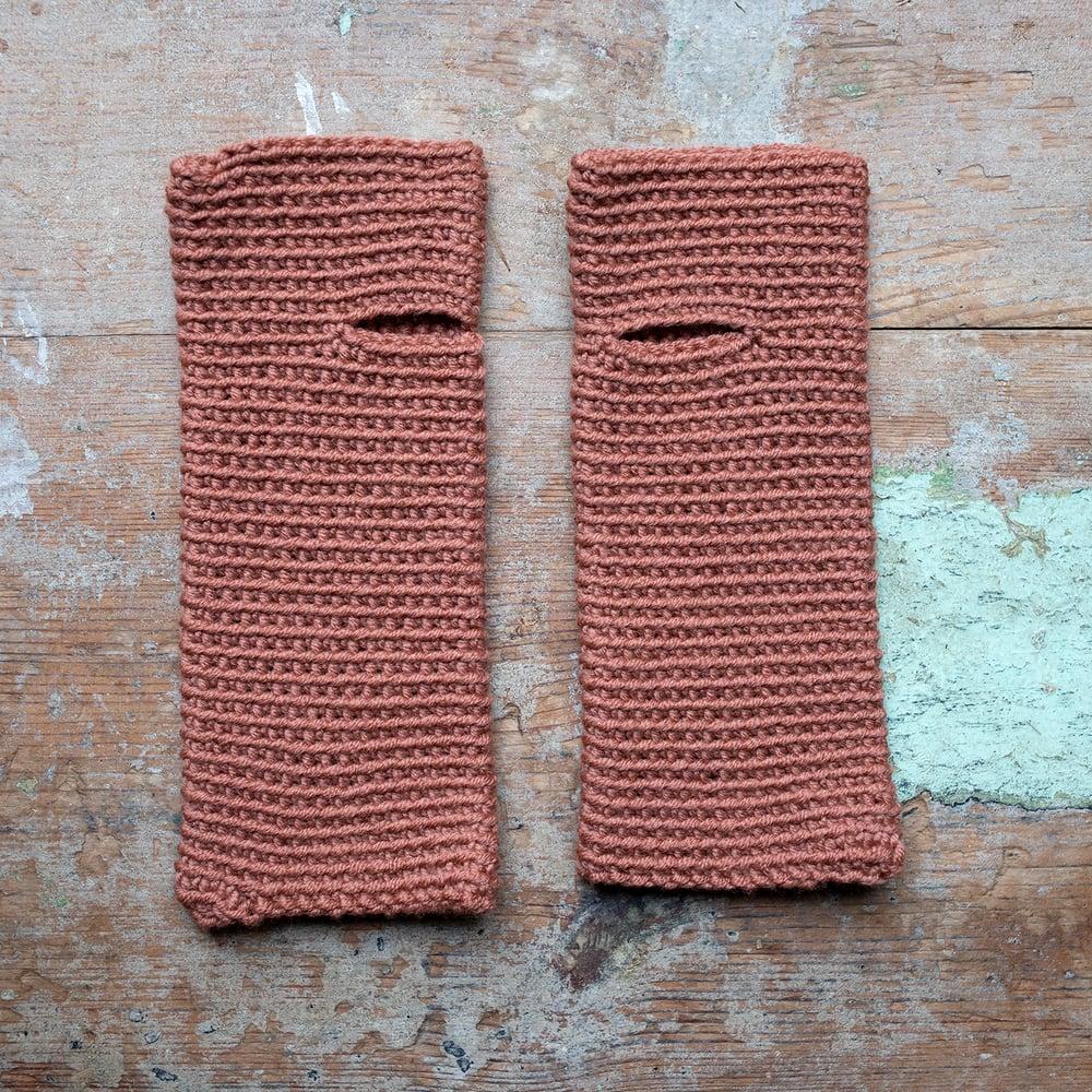 Image of Wrist Worms, Merino Cedar