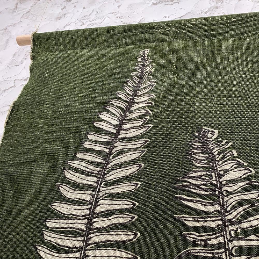 Image of Fern wall hanging (2 Ferns)