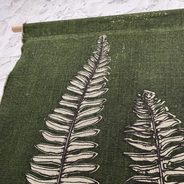 Image of Fern wall hanging