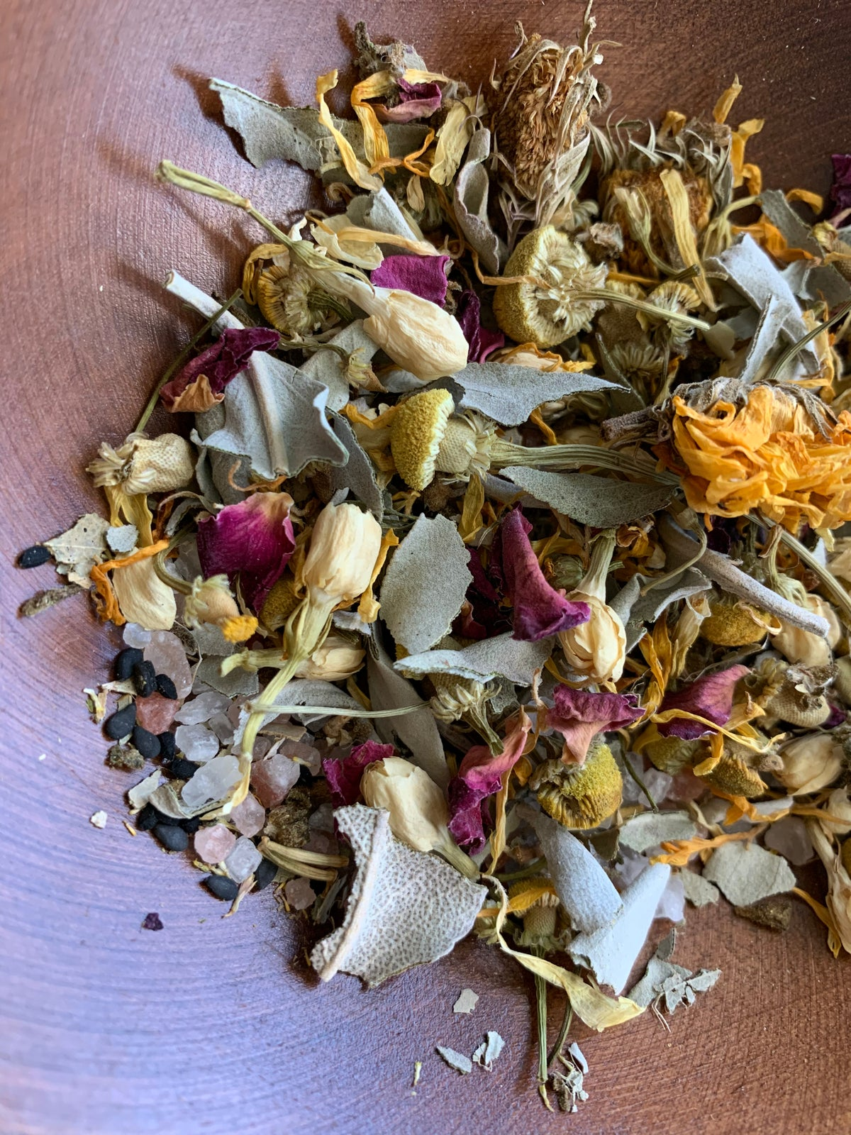 Image of SAGE & SALT Elevation Bath Tea