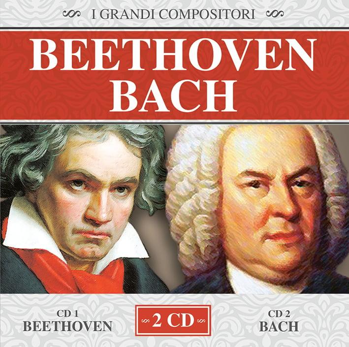 MMB1041-2 // I GRANDI COMPOSITORI - BEETHOVEN / BACH (2CD COMPILATION)