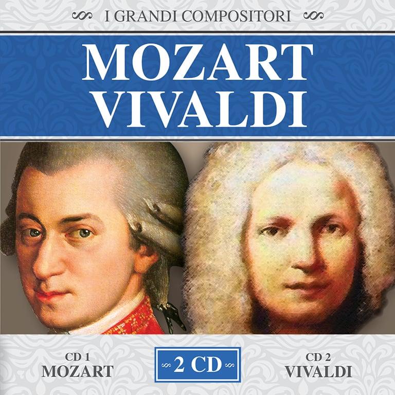 MMB1042-2 // I GRANDI COMPOSITORI - MOZART / VIVALDI (2CD COMPILATION)