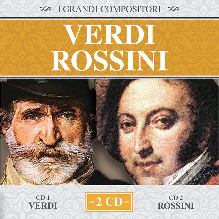 MMB1043-2 // I GRANDI COMPOSITORI - VERDI / ROSSINI (2CD COMPILATION)