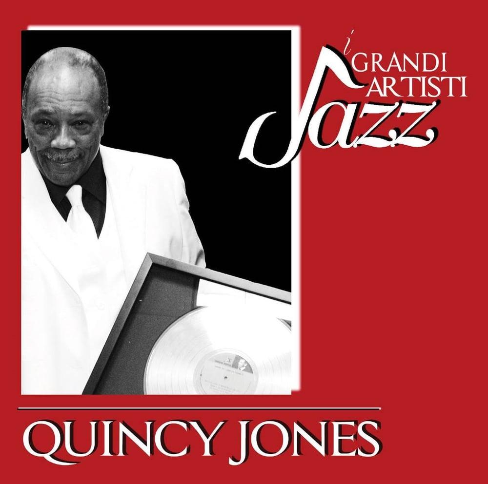 MMB1053-2 // I GRANDI ARTISTI JAZZ- QUINCY JONES (CD COMPILATION)