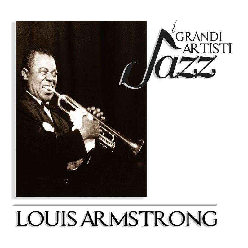 MMB1055-2 // I GRANDI ARTISTI JAZZ - LOUIS ARMSTRONG (CD COMPILATION)