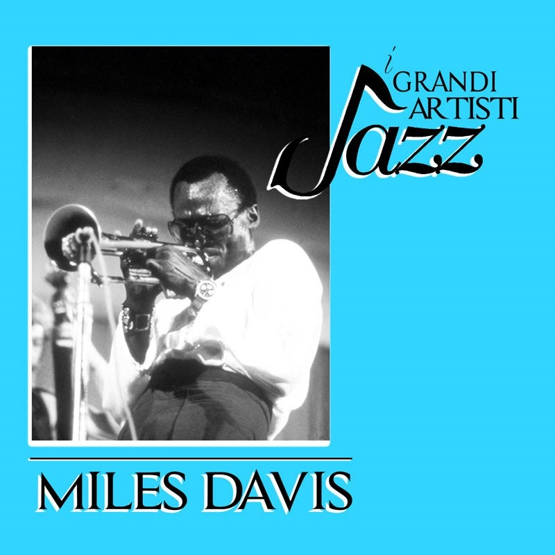 MMB1056-2 // I GRANDI ARTISTI JAZZ - MILES DAVIS (CD COMPILATION)