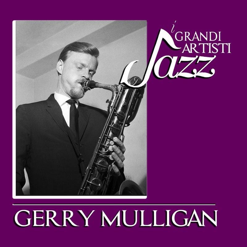 MMB1057-2 // I GRANDI ARTISTI JAZZ - GERRY MULLIGAN (CD COMPILATION)