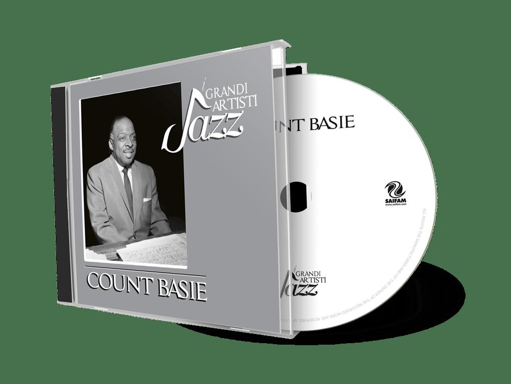 MMB1061-2 // I GRANDI ARTISTI JAZZ - COUNT BASIE (CD COMPILATION)