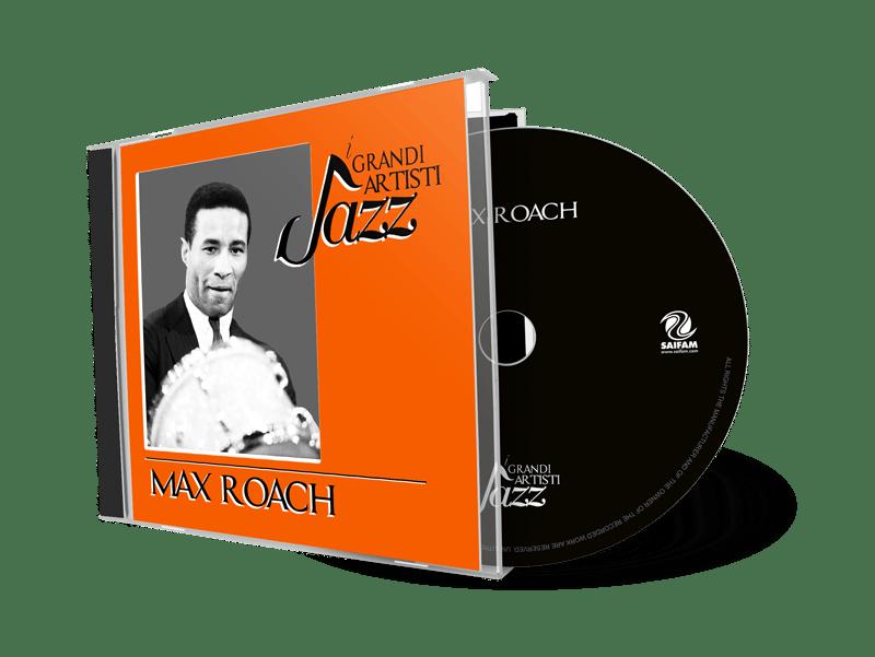 MMB1062-2 // I GRANDI ARTISTI JAZZ - MAX ROACH (CD COMPILATION)