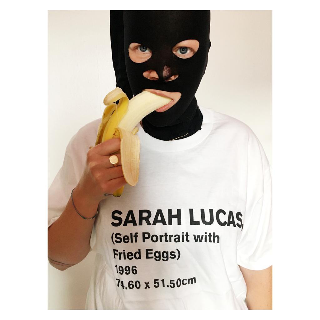 Image of Sarah Lucas