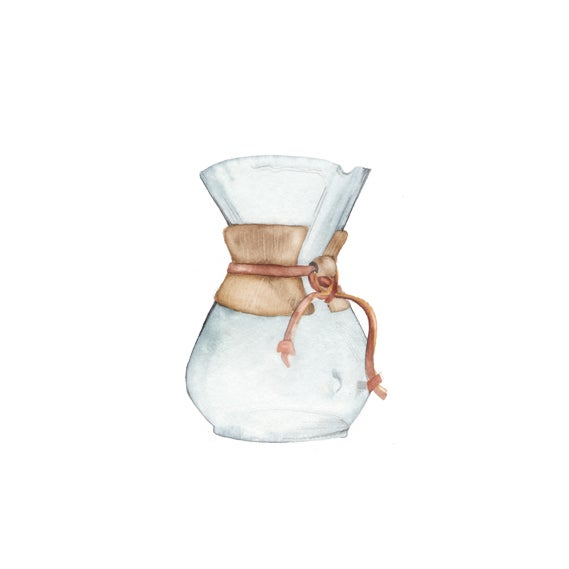Image of Chemex by Annie Brooks