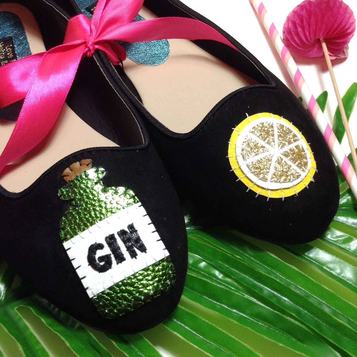 Image of Gin and Lemon Shoes