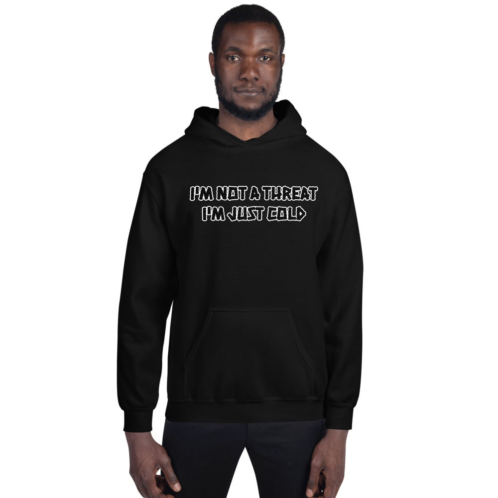 Image of Not a Threat Hoodie