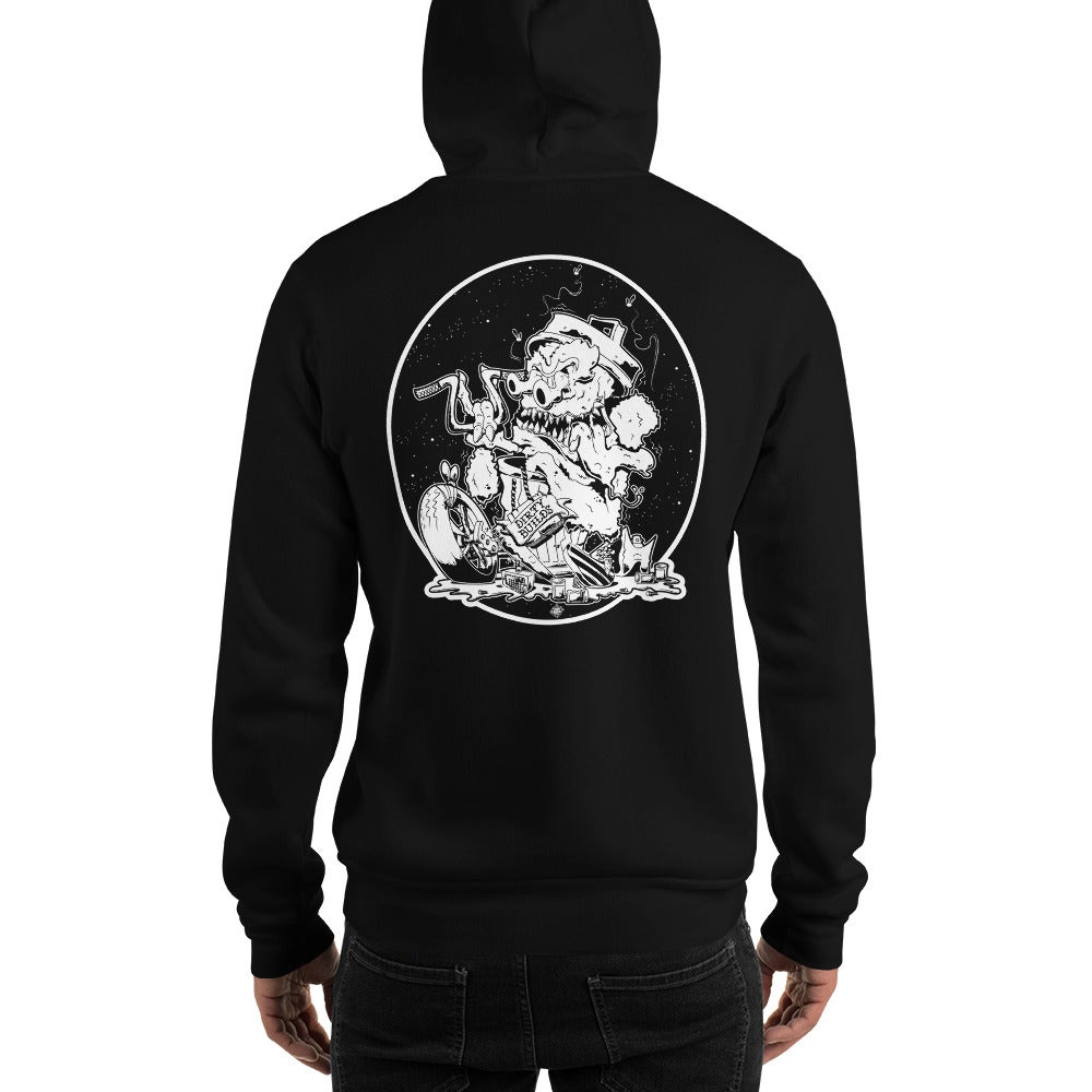 Image of Chopper Trash Hoodie
