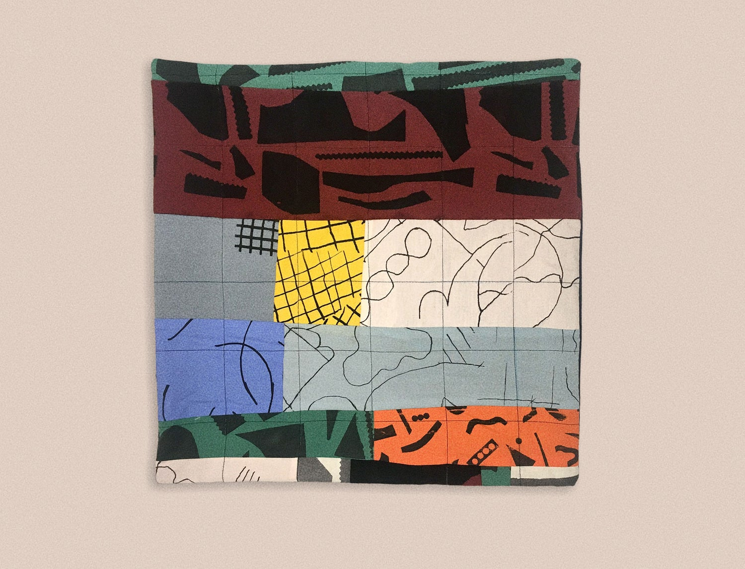 Image of PATCHWORK PILLOWCASE 2