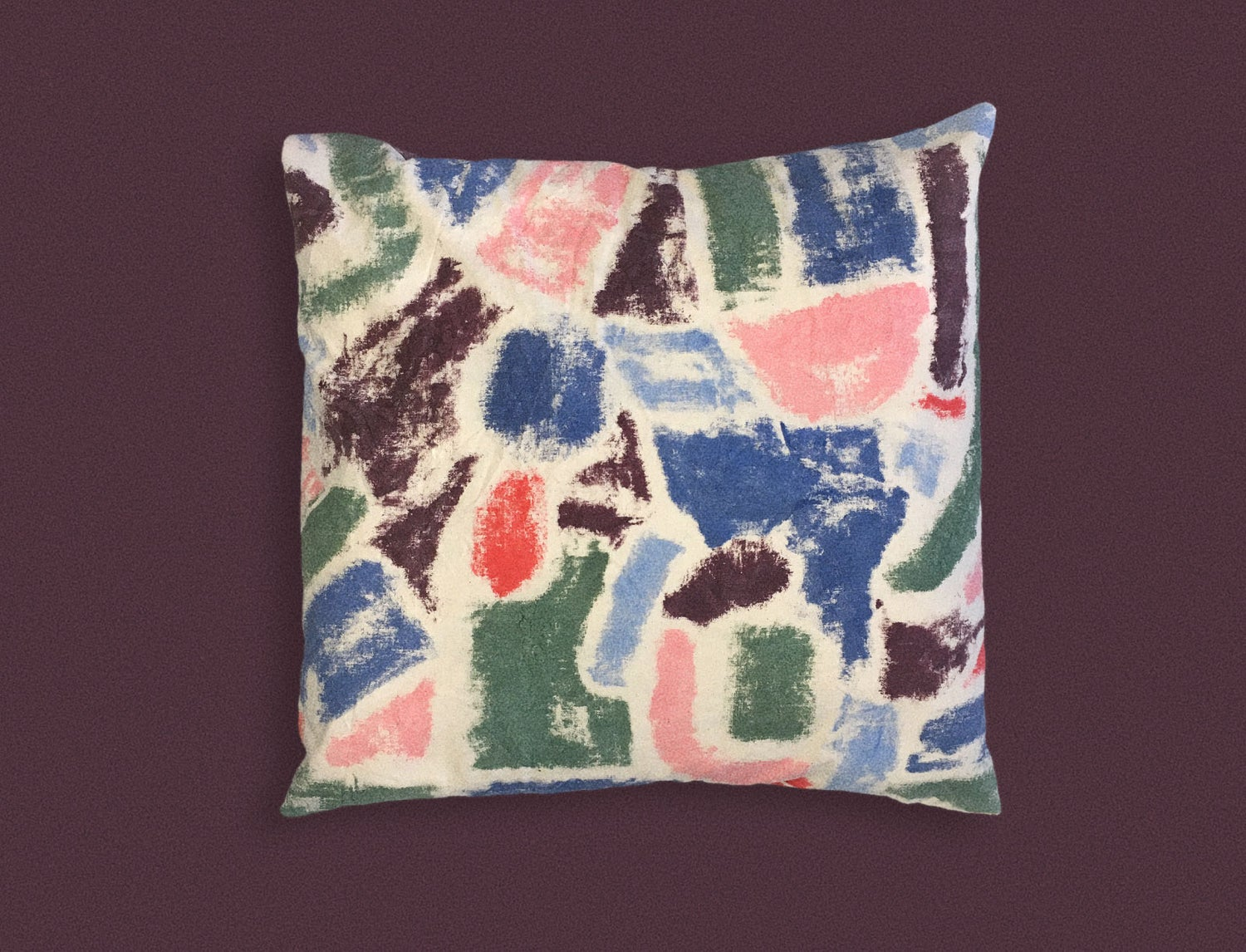 Image of PAINTED FIELDS PILLOWCASE
