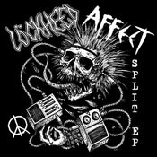 Image of LÖCKHEED/AFFECT Split EP
