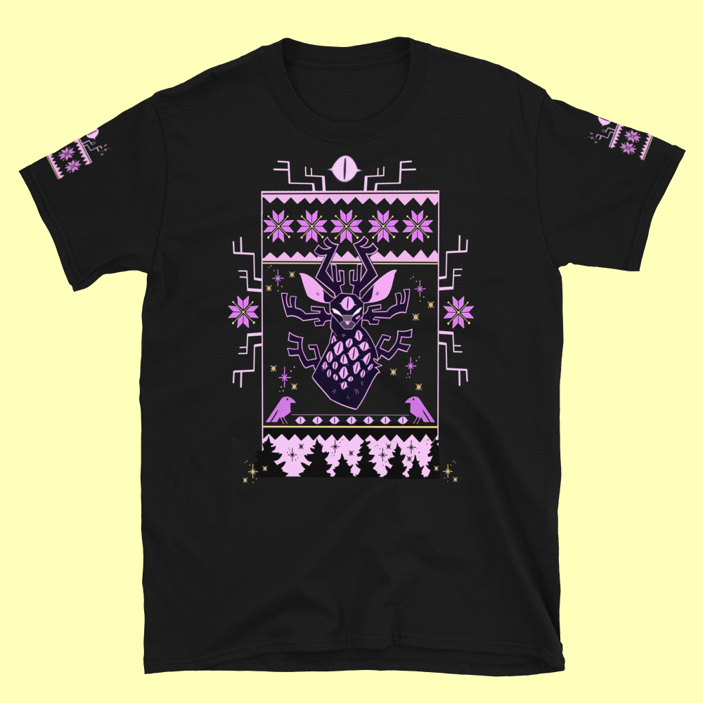 Image of WINTER STAG (SHORT SLEEVE)