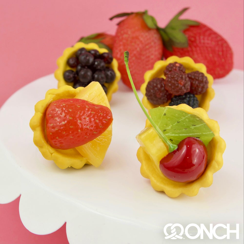 Image of Fruit Tart Rings