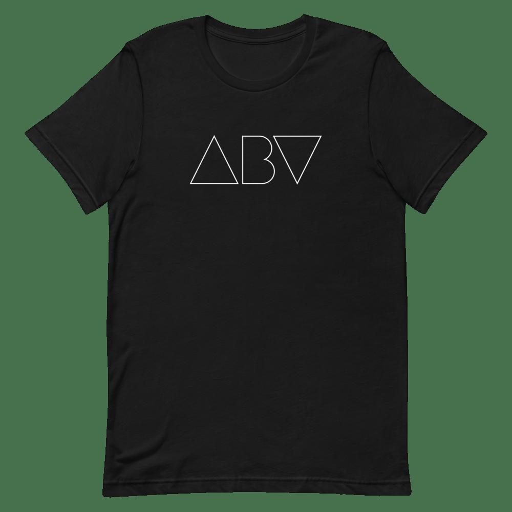 Image of ABV Logo T-Shirt - Black