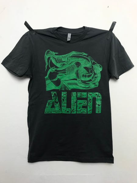 Image of ALIEN *ACID GREEN*