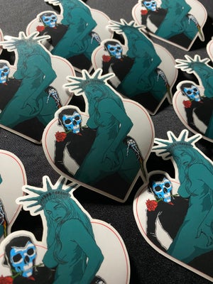 Image of Booty Worship sticker pack