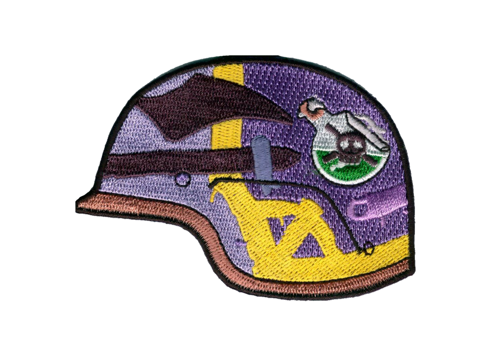 Image of Wiz PASGT Helmet Patch