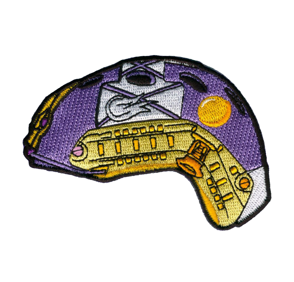 Image of Eris Bump Helmet Patch