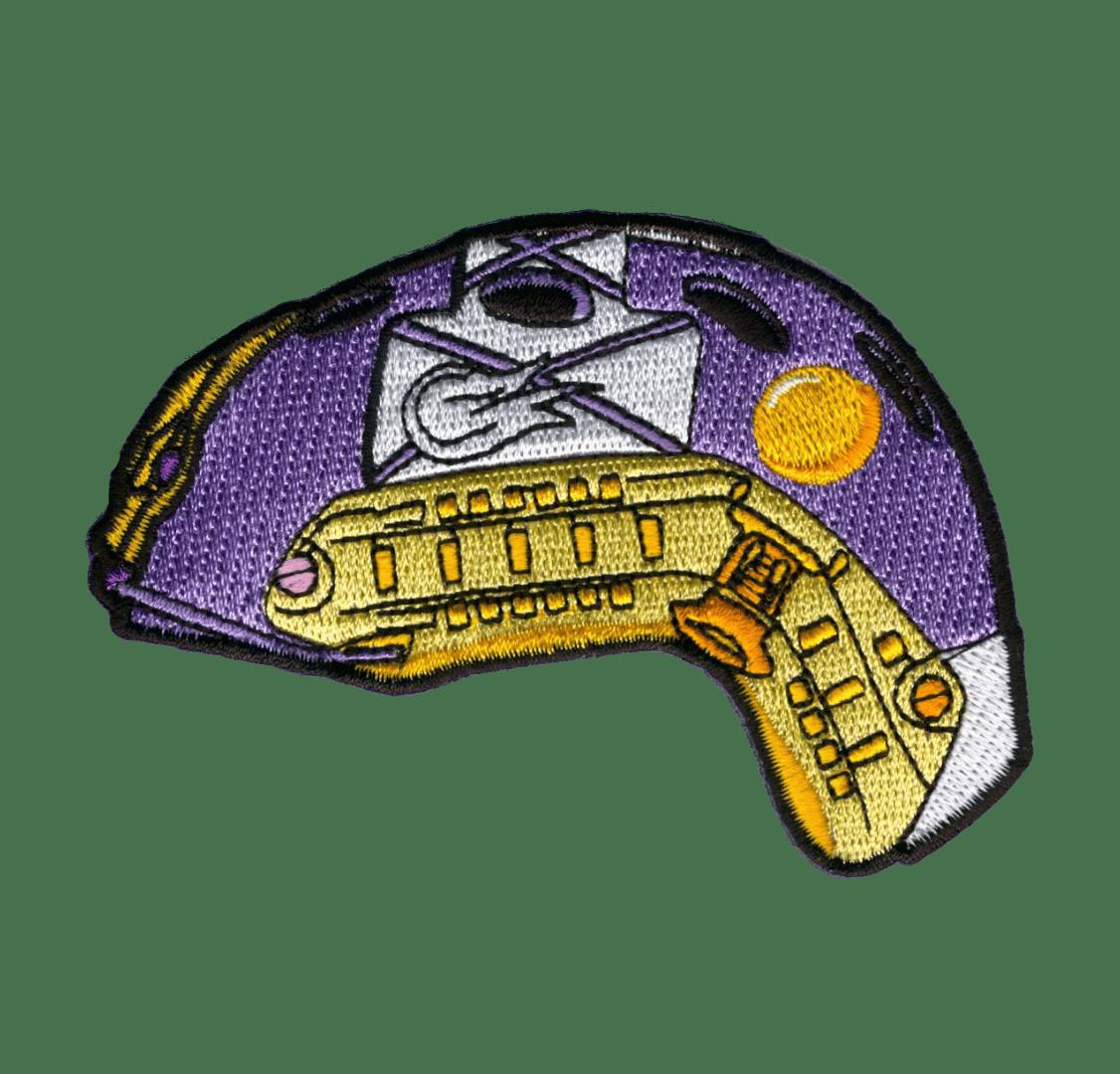 Image of Eris Bump Helmet Patch