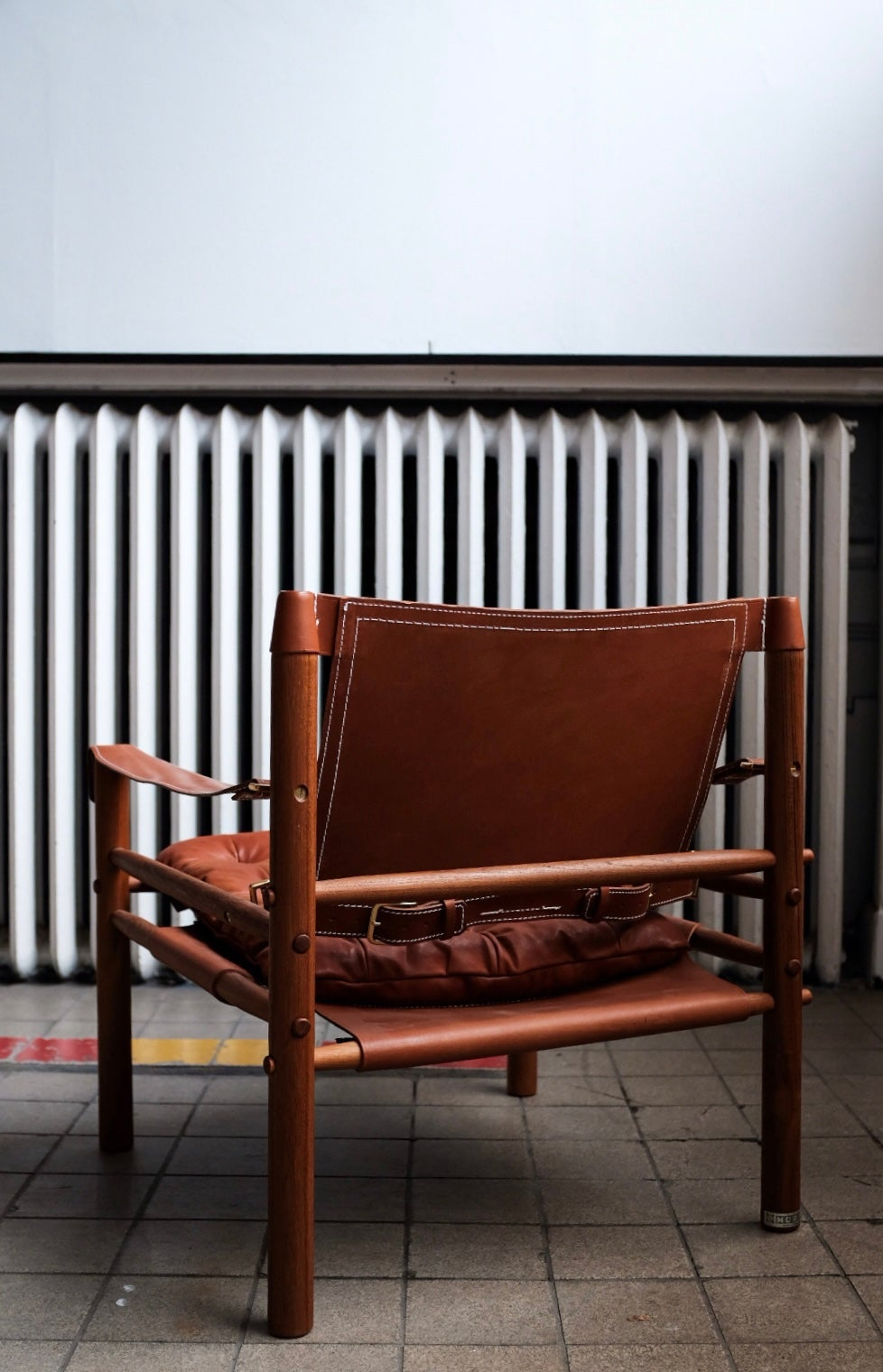 """ANRE NORELL """"SIROCCO"""" CHAIR"""