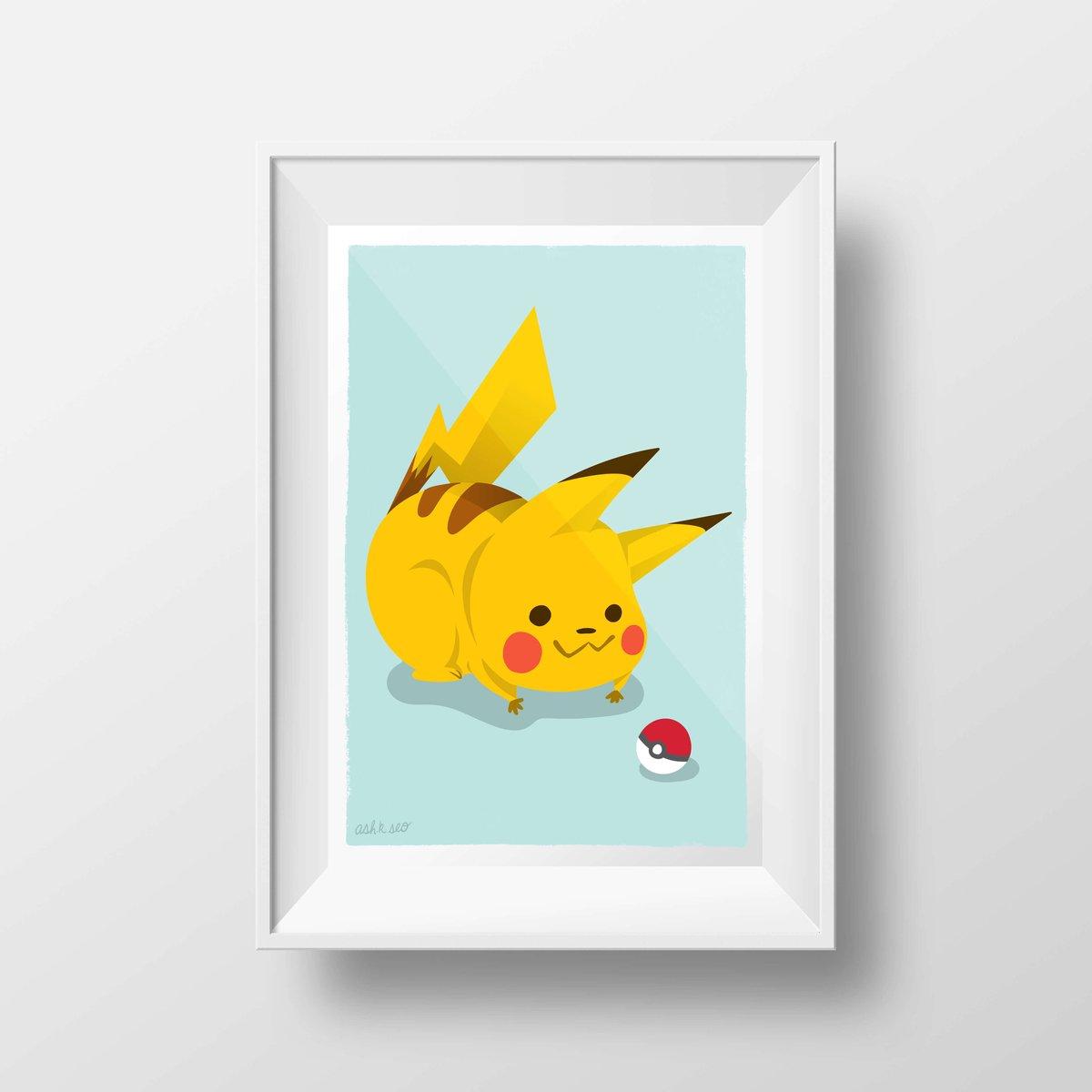 Image of Pokemon Prints