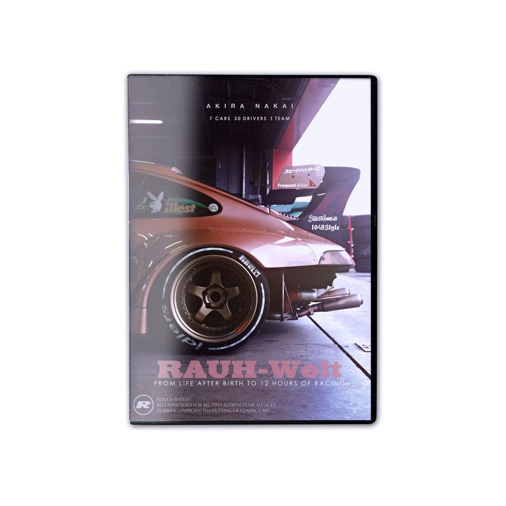 Image of RWB Film on Blu-Ray