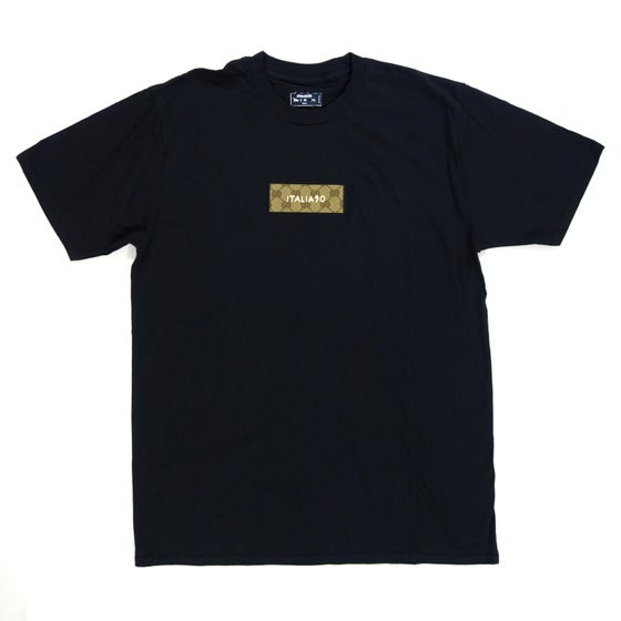 Image of Box Logo Custom T-Shirt (GG Waterproof)