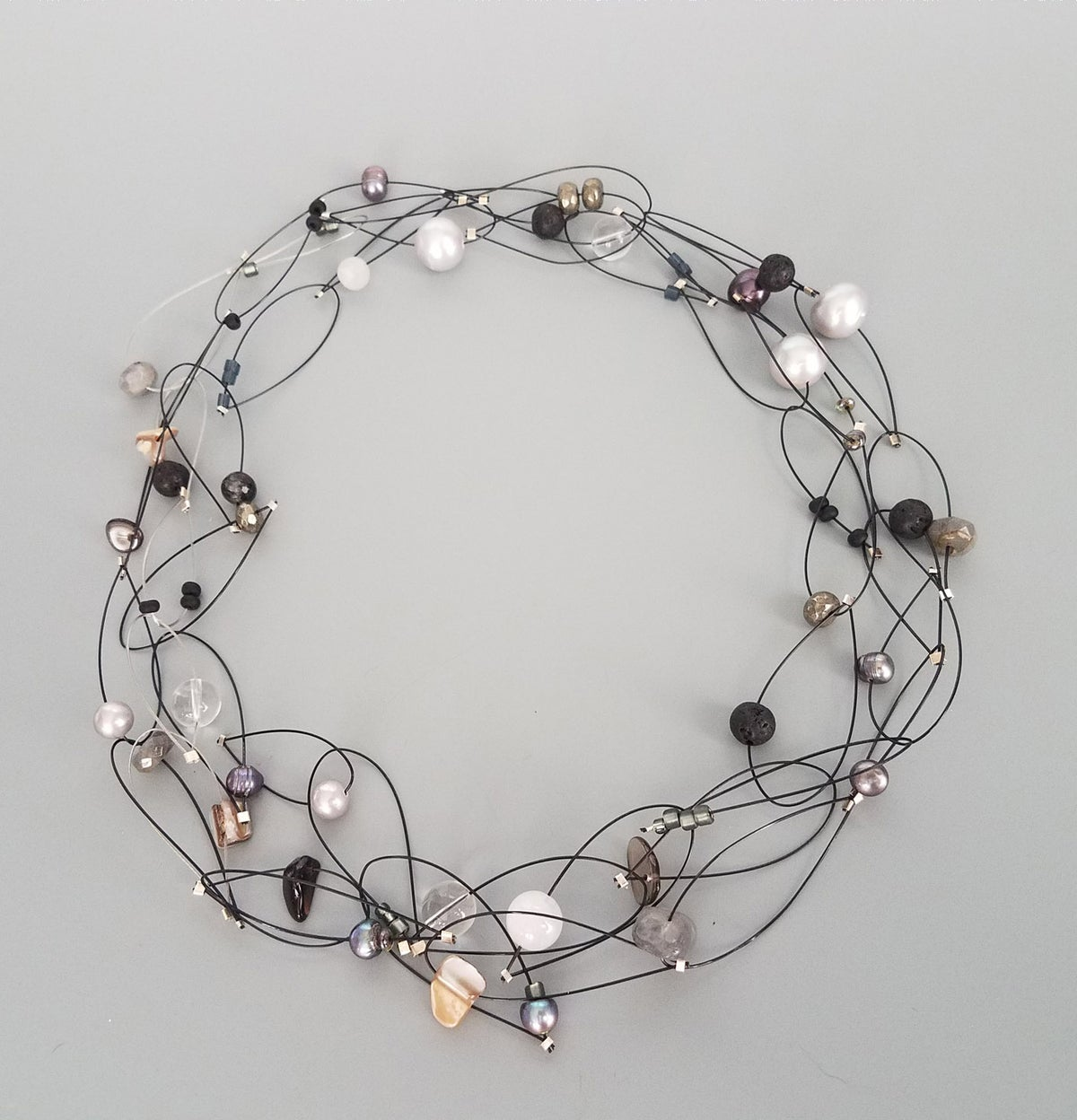 Universal necklace- silver