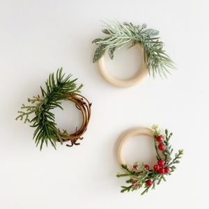 Image of Mini wreaths
