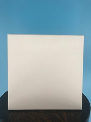 """Image of Burlington Recording Heavy Duty White Hinged Boxes for 1/4"""" x 7"""" Reels (5 Pack)"""