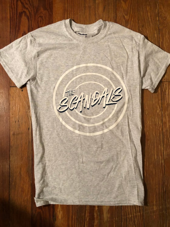 """Image of The Scandals - """"Circles"""" Tee"""