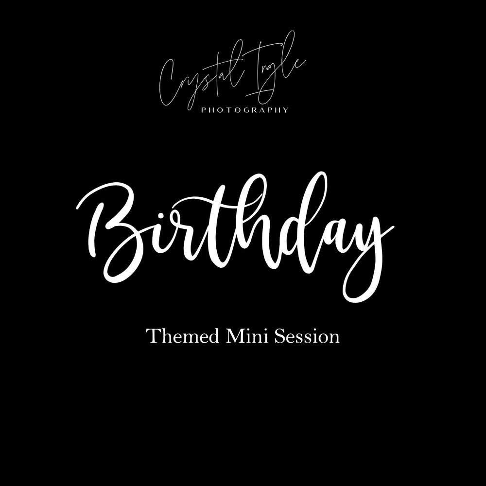 Image of 2021 | Birthday Session