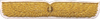 Nostromo Crew Jacket Wings - GOLD