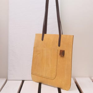 Image of One-off Side Pocket Tote