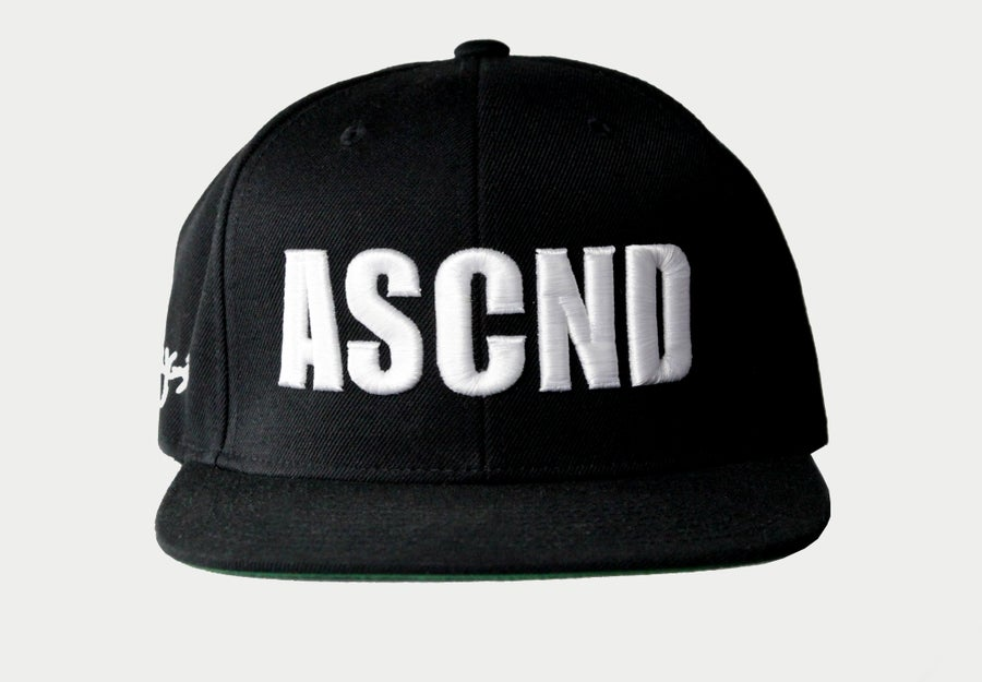 Image of Ascend Snapback hat