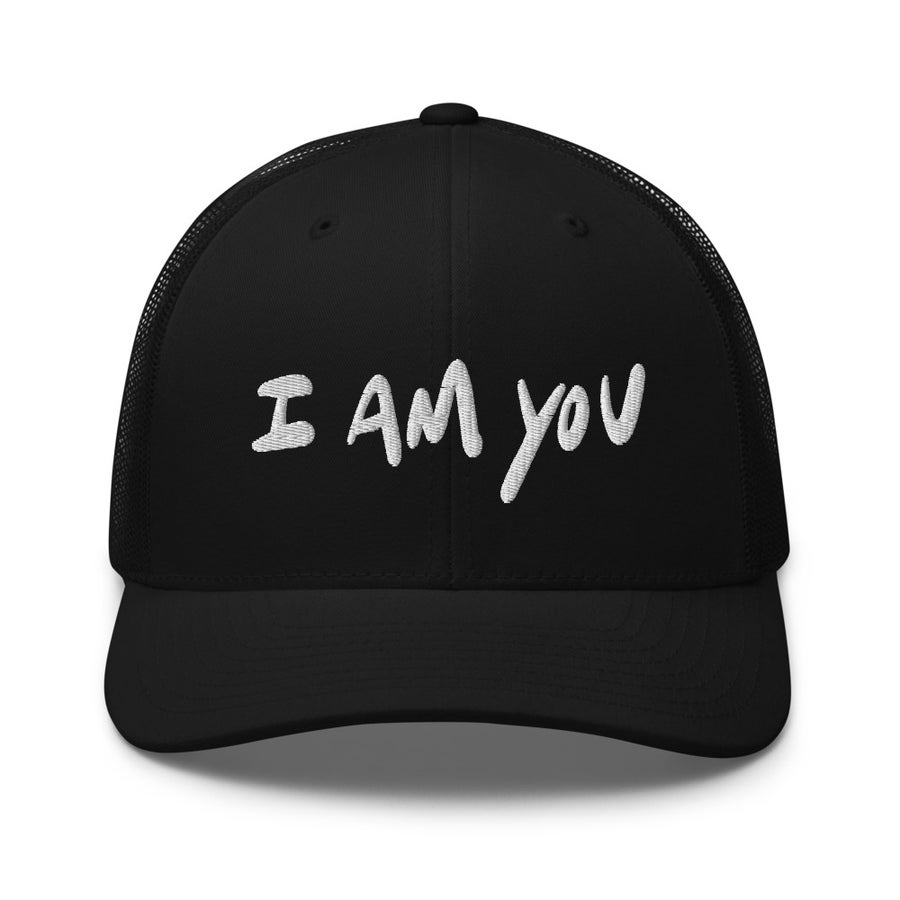 Image of I am you Trucker Hat Black