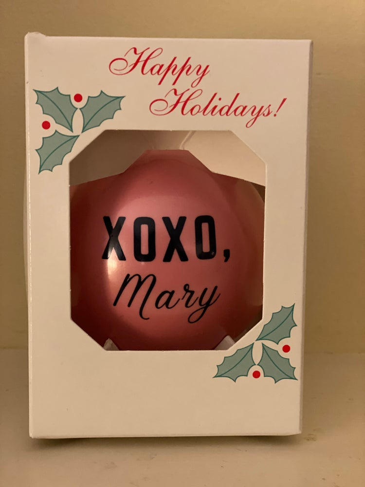 Image of Happy Holigays Ornament