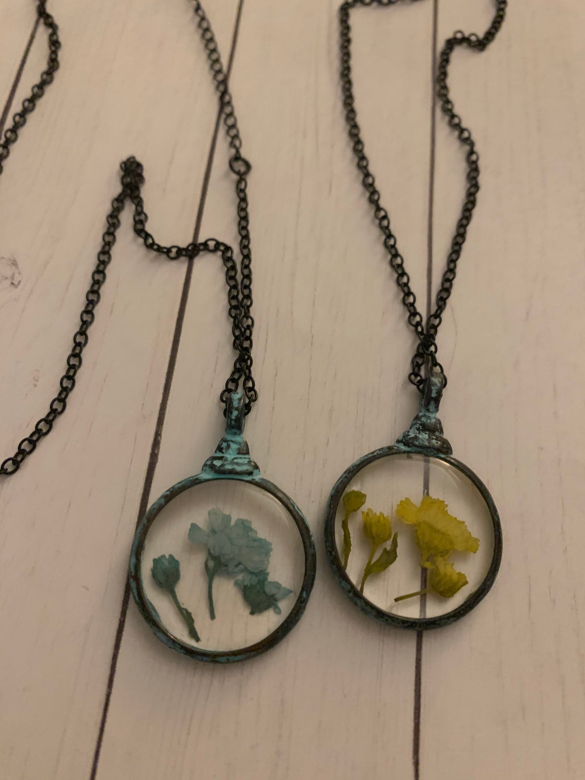 Image of Wildflower Necklace collection