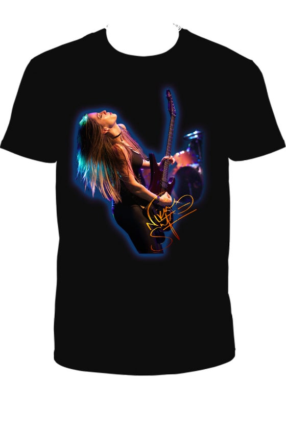 Image of Nikki Stringfield Live Shirt