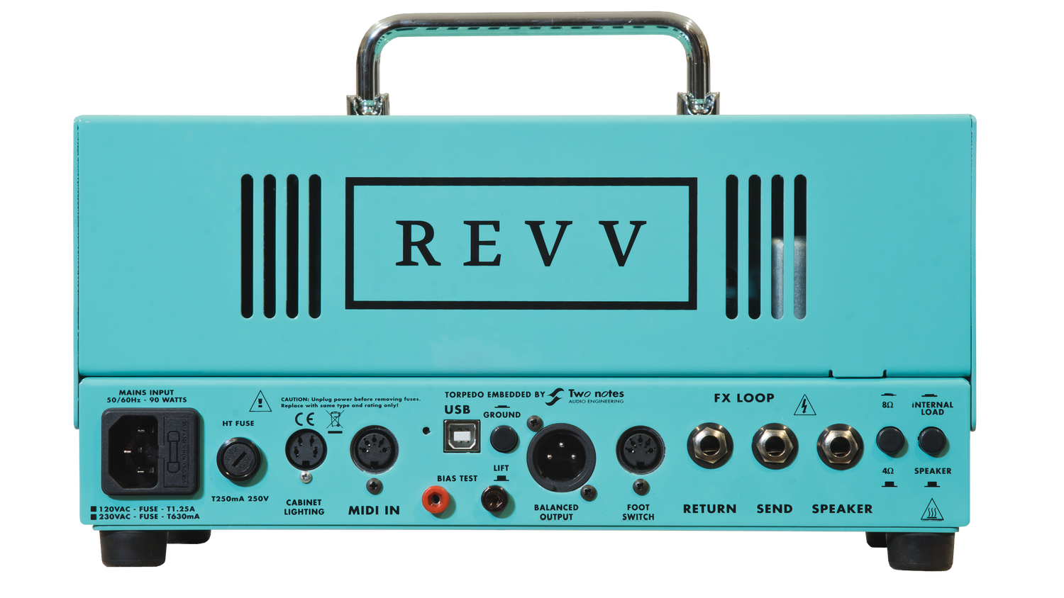 Image of REVV G20 - Limited Edition Seafoam Green