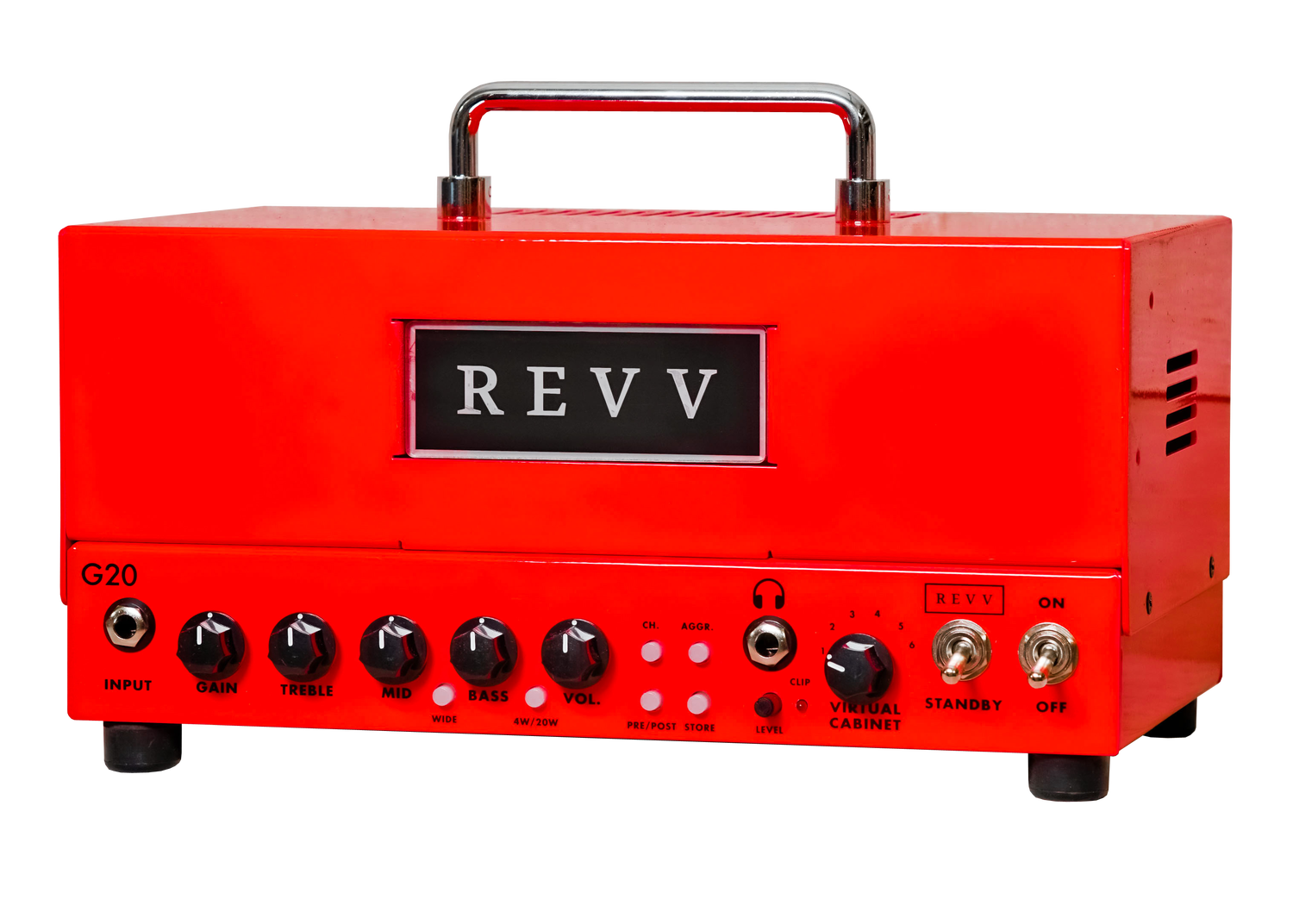 Image of REVV G20 - Limited Edition Shocking Red