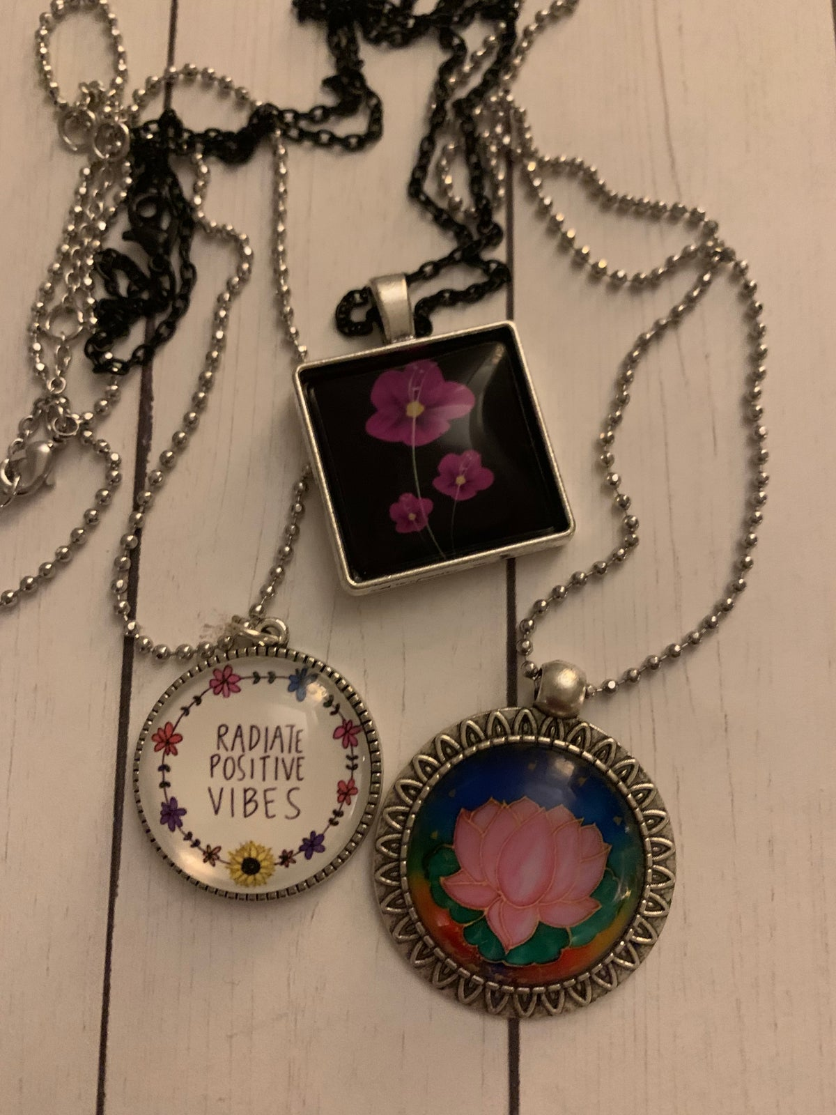 Image of The Quiet Types - necklace collection