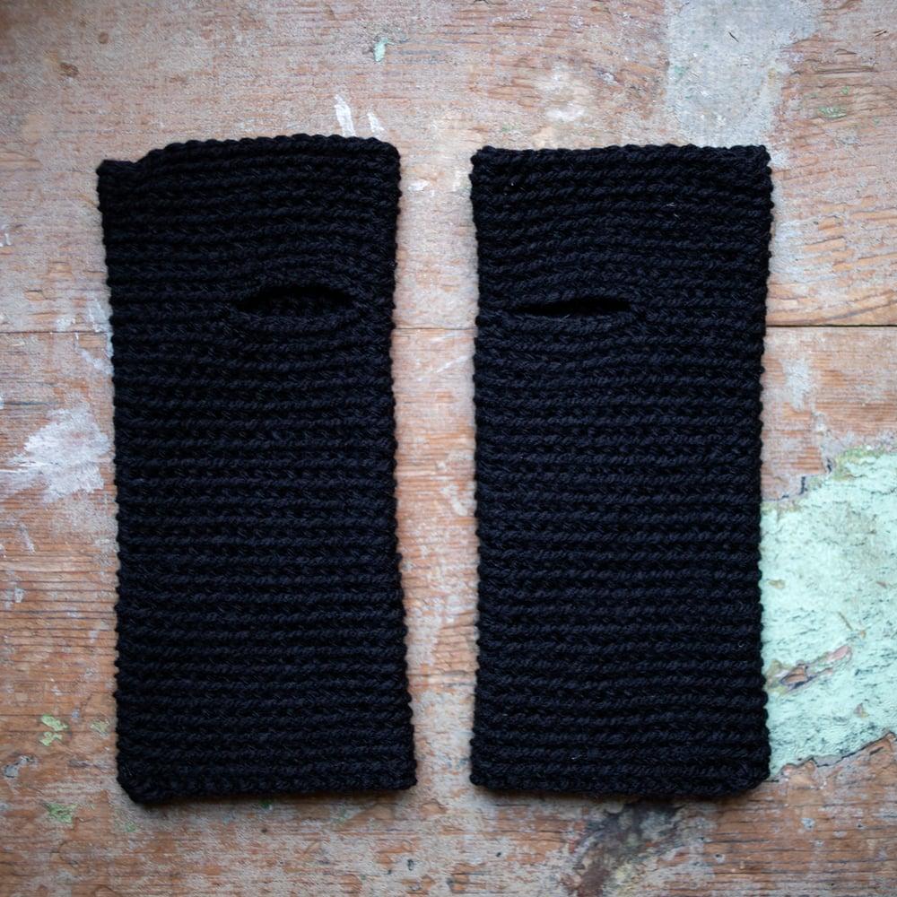 Image of Wrist Worms, Acrylic Black
