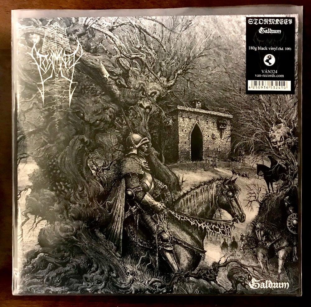 Image of STORMKEEP - Galdrum LP